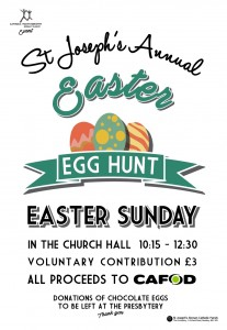 Easter Egg Hunt 16.4.17